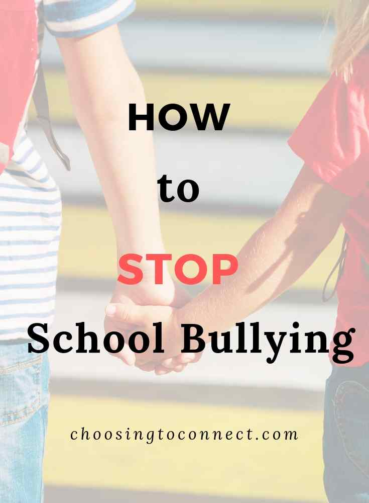 How to Stop School Bullying